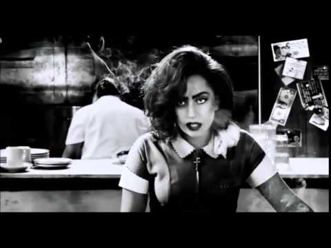 Thumbnail: Lady Gaga in Sin City A Dame To Kill For (FULL BLURAY SCENE)