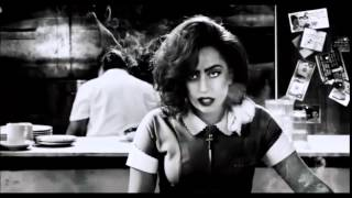 Lady Gaga in Sin City A Dame To Kill For (FULL BLURAY SCENE)
