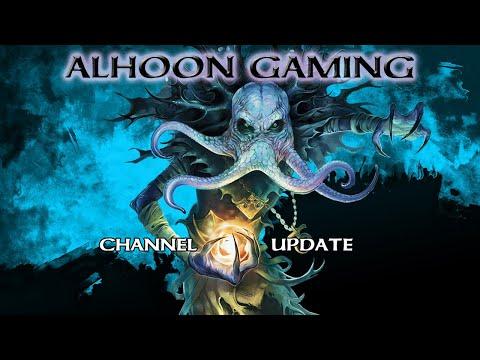 Alhoon Gaming - Channel Update - Dec 2020 |