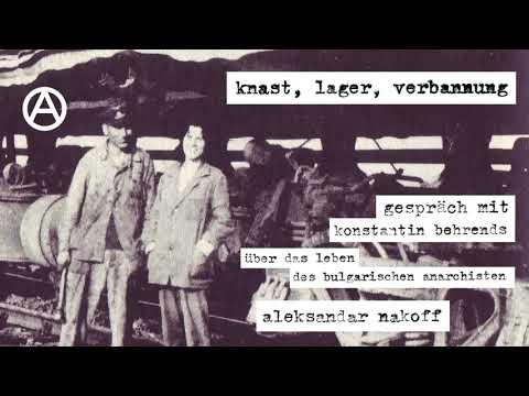Download Über das Leben des bulgarischen Anarchisten Aleksandar Nakoff