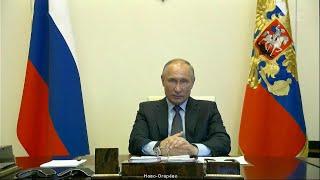 Владимир Путин: Автопром способен стать одним из базовых секторов для восстановления всей экономики.