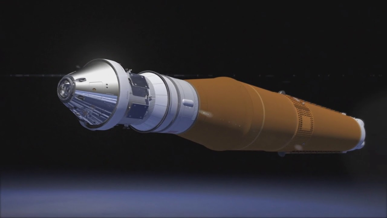 nasa orion mission - 1280×720