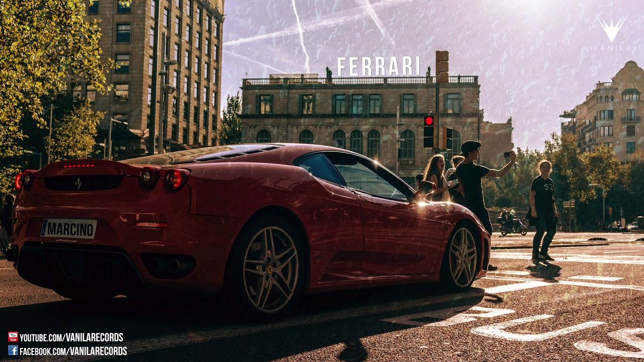 Marcino – Ferrari (Oficjalny audiotrack)
