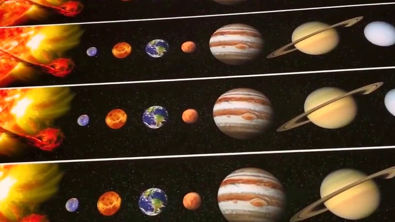 the best solar system mural ever youtube the best solar system mural ever