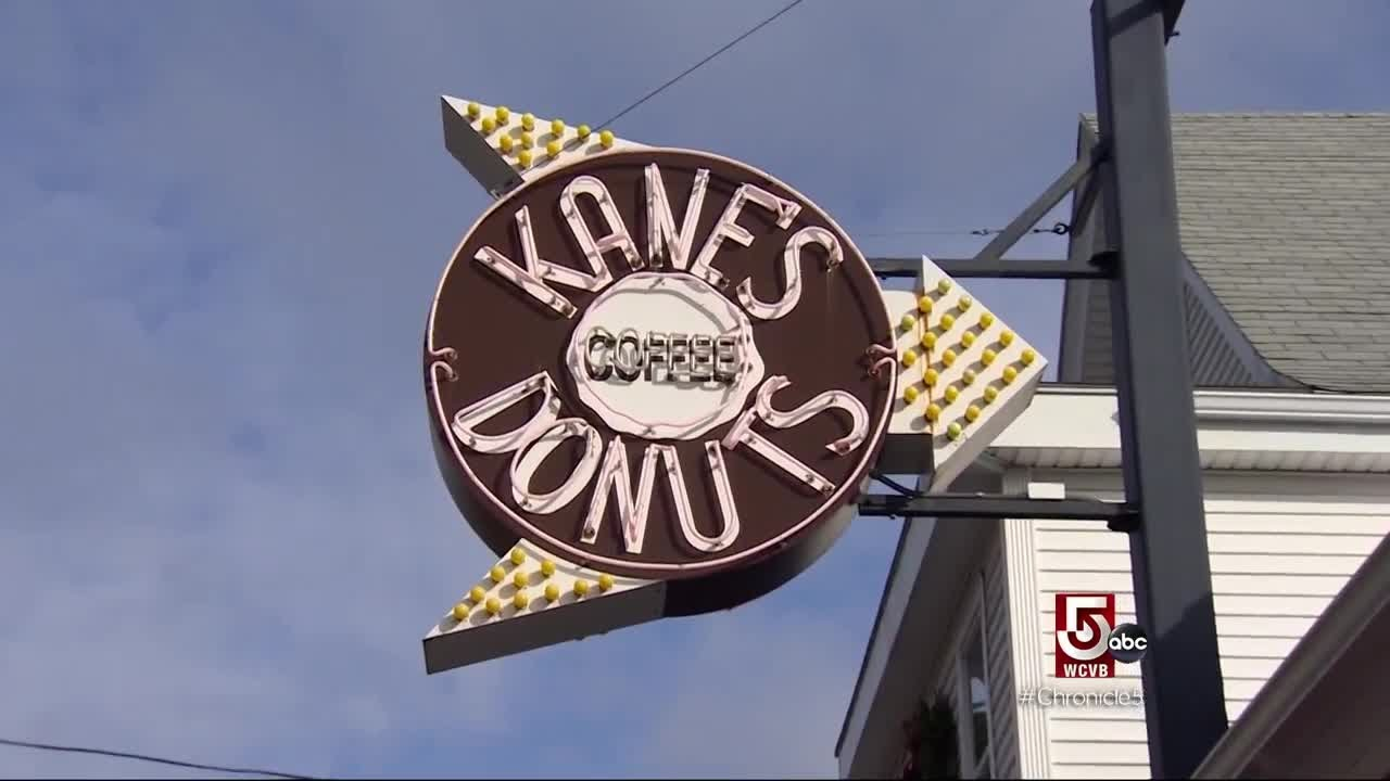Chronicle: Donuts - Kane's Donuts