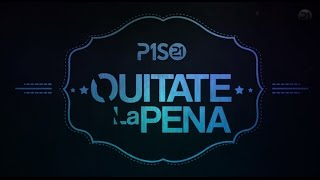 PISO 21 – Quítate La Pena / Video Lyric / @Piso21Music