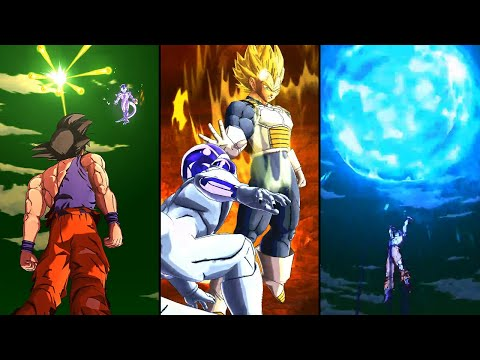 Summon Animations Part 1 - Dragon Ball Legends