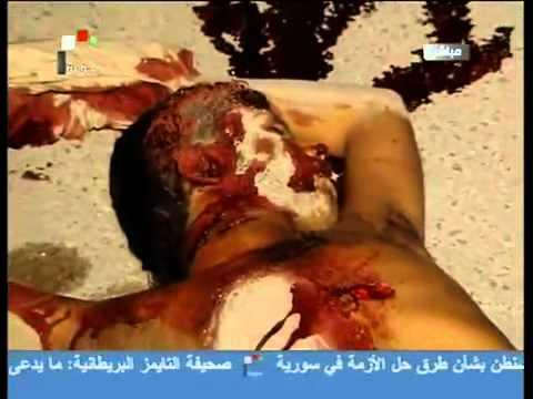 Photos to dead terrorist groups in Damascus Qaboun area