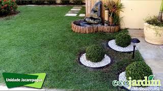 Jardinagem e Paisagismo - Ecojardim Jacarepagua - parte 1