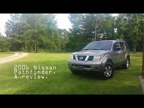 2006 Nissan Pathfinder Review (Short)