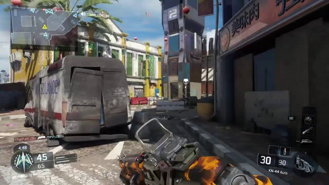 Back call domination live