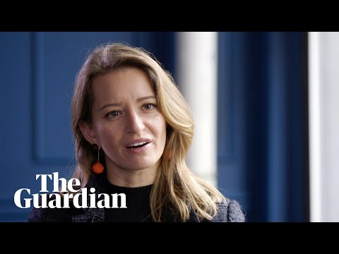Katy Tur on covering Donald Trump's lies: 'He was slippery like a snake' | The Guardian interview
