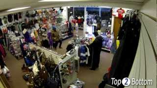 Harlem Shake at Top 2 Bottom off Harlem Ave (Clothing Store)