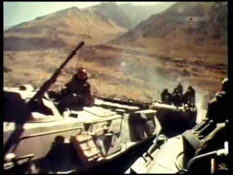 Soviet war in Afghanistan  Soviet Army