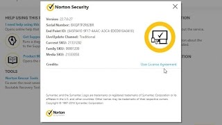 предварительный обзор Norton Security 22.7 Beta (2017)