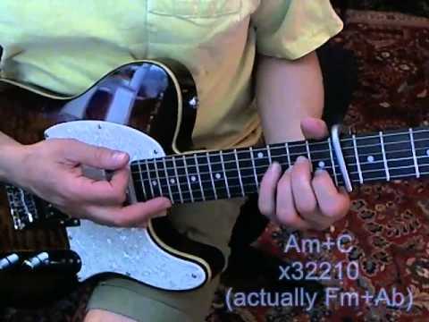 Riverman - Noel Gallagher\'s High Flying Birds - Guitar Lesson - YouTube