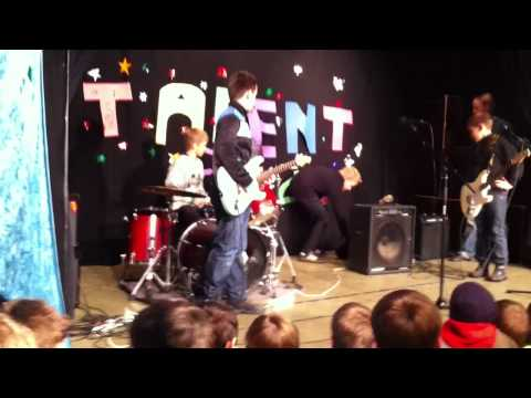 Talent 2012 Skødstrup Skole