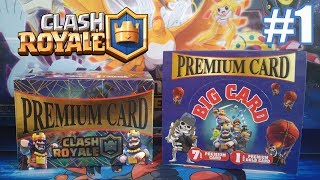 Clash Royale Kartları - Clash Royale Premium Kart - Part 1