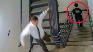 10 Prison Escapes Caught on Camera