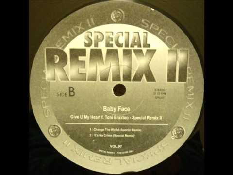 Baby Face - It's No Crime (Special Remix)