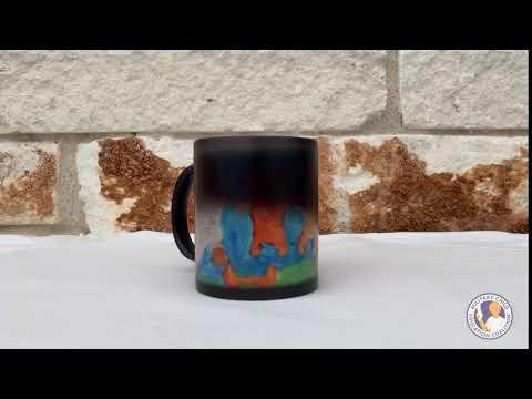 Color Changing Coffee Mug (Mitchell M )