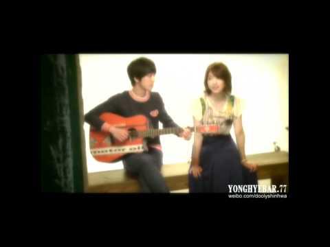 [yonghyebar MV] Park Shin Hye & Jung Yong Hwa