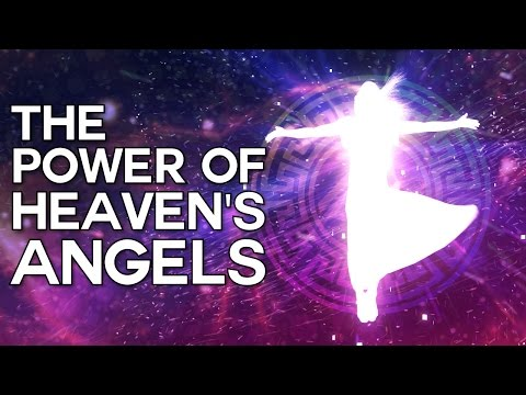The Power of Heaven's Angels - Swedenborg and Life