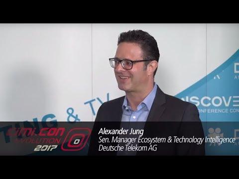 CiMi.CON Evolution 2017 – Interview with Alexander Jung (Deutsche Telekom)