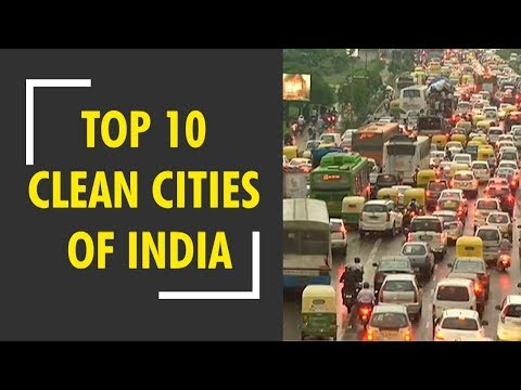 DNA analysis of top 10 clean cities of India
