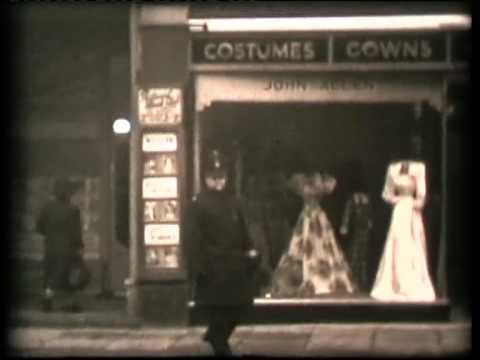 John Allen Gowns, Fore Street, Edmonton, London N18 - Circa 1950