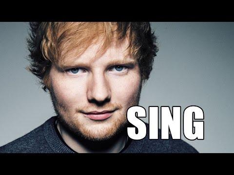 SING Ed Sheeran TRADUÇÃO PORTUGUÊS