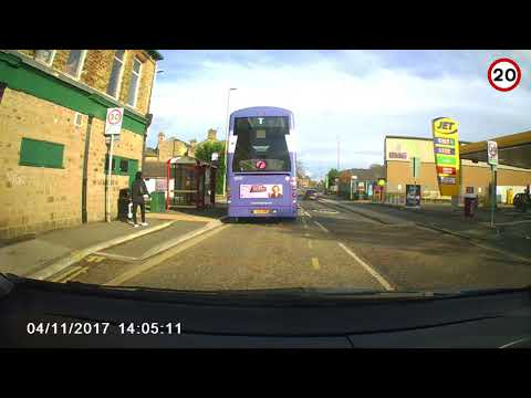 Leeds Bradford Bad Driving UK #13