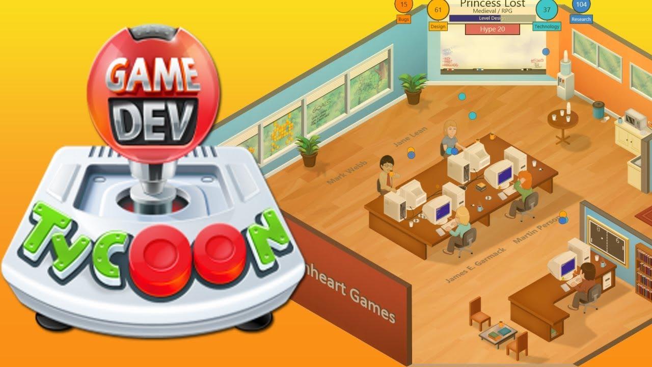 Скачать симулятор создание игры