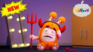 Oddbods | HALLOWEEN 2019 | Halloween Costume | Funny Cartoons For Kids