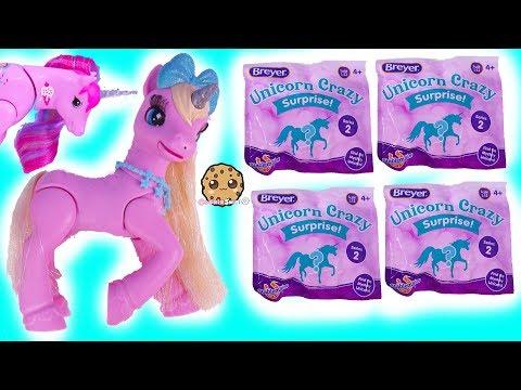 NEW Pets Alive Unicorn + Surprise Colorful Horse Blind Bags Walmart Haul Video