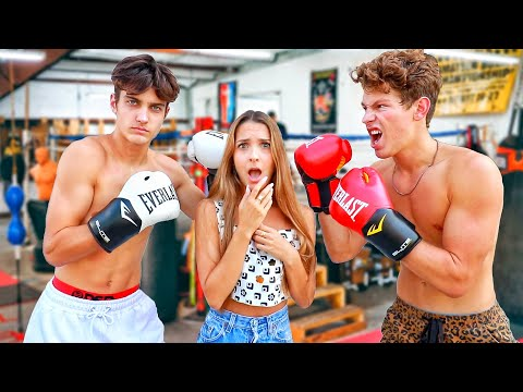 WE FOUGHT OVER A GIRL!!