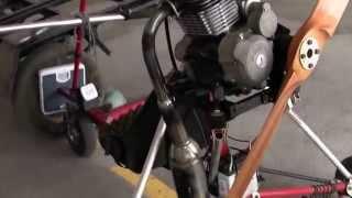 Escapamento Mini Trike Motor 200