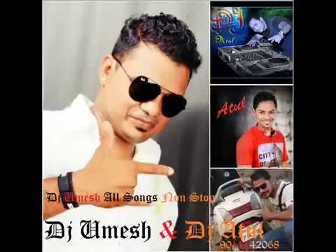 dj umesh best mix ft dj atul