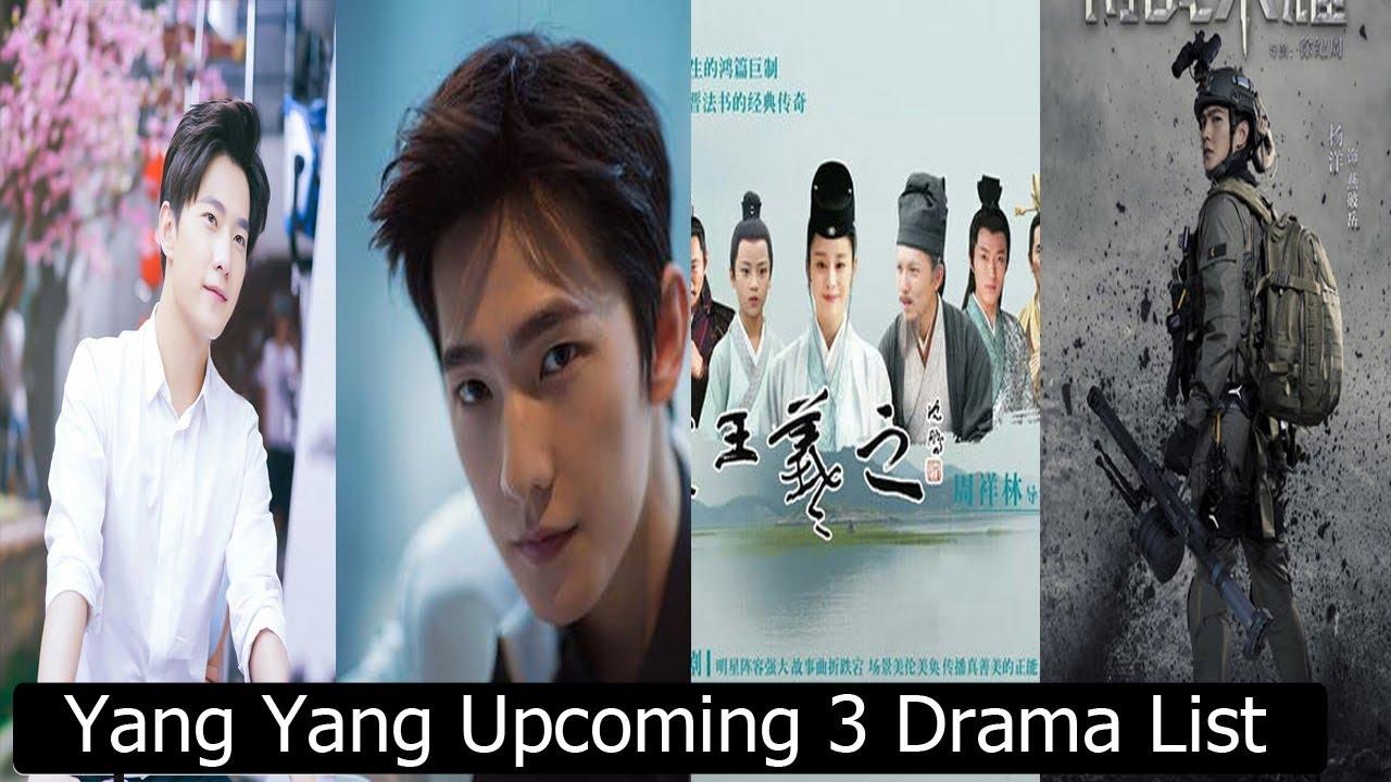 Chinese Actor Yang Yang Upcoming 3 Drama List 2019 2020 Youtube