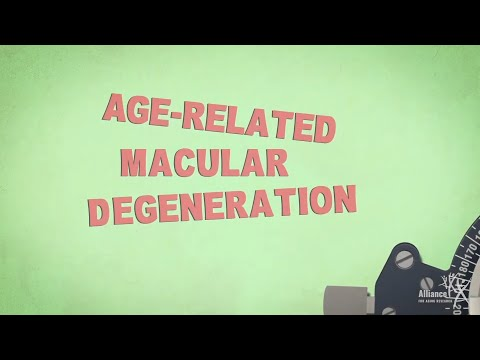 Age-Related Macular Degeneration Explained in 60 Seconds