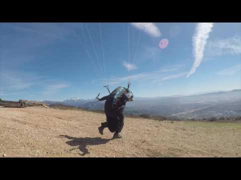 Las Vegas Show Paragliding 2017
