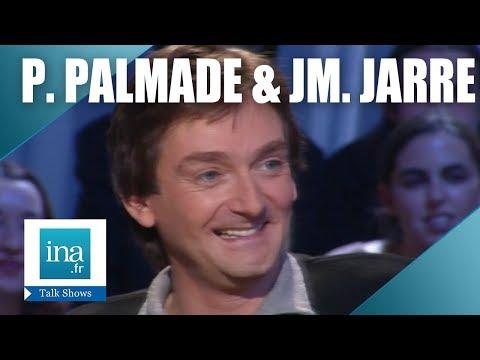 Interview nulle de Pierre Palmade et Jean-Michel Jarre - Archive INA