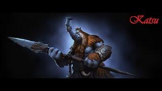 Magnus carry (Монтаж Дота 2)