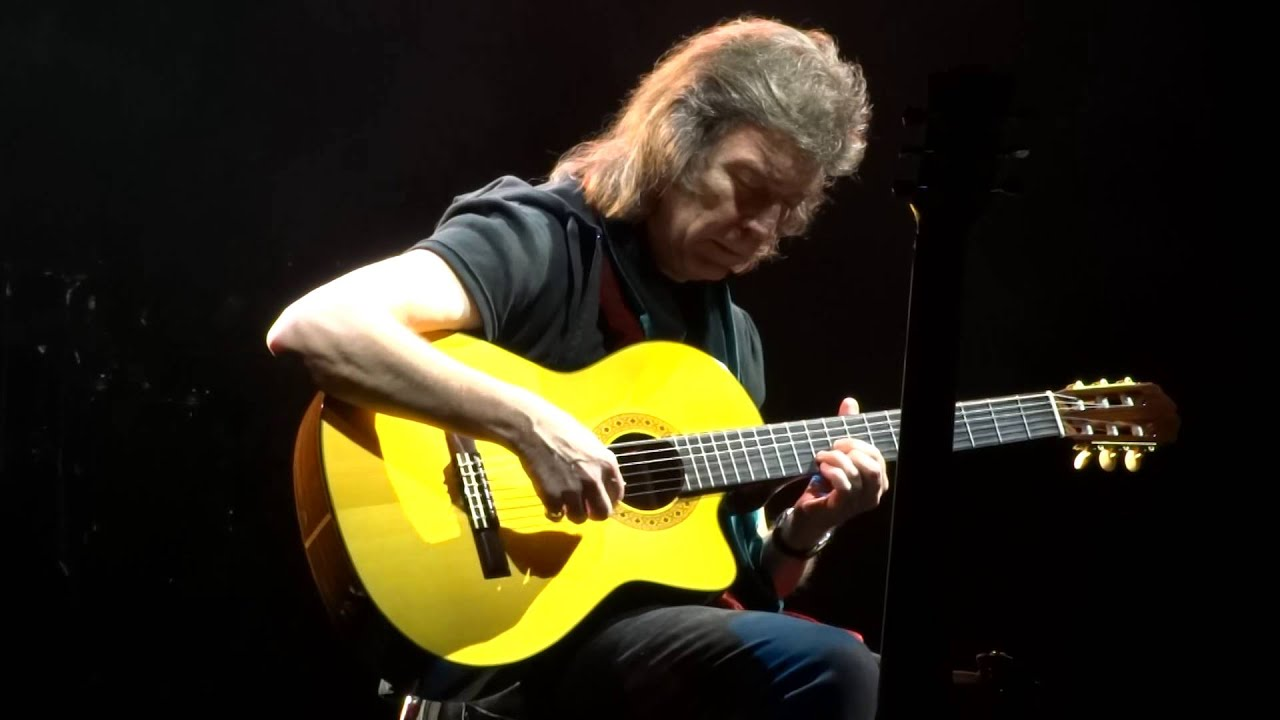 how to play horizons steve hackett