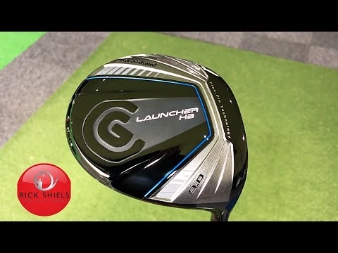NEW CLEVELAND LAUNCHER HB DRIVER REVIEW - RICK SHIELS