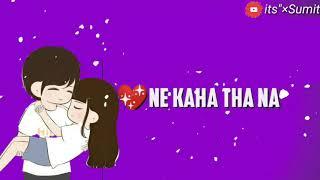 Dil Ne Kaha Tha Na Tadpega 🙎Song Sad WhatsApp Status For Girls🙍