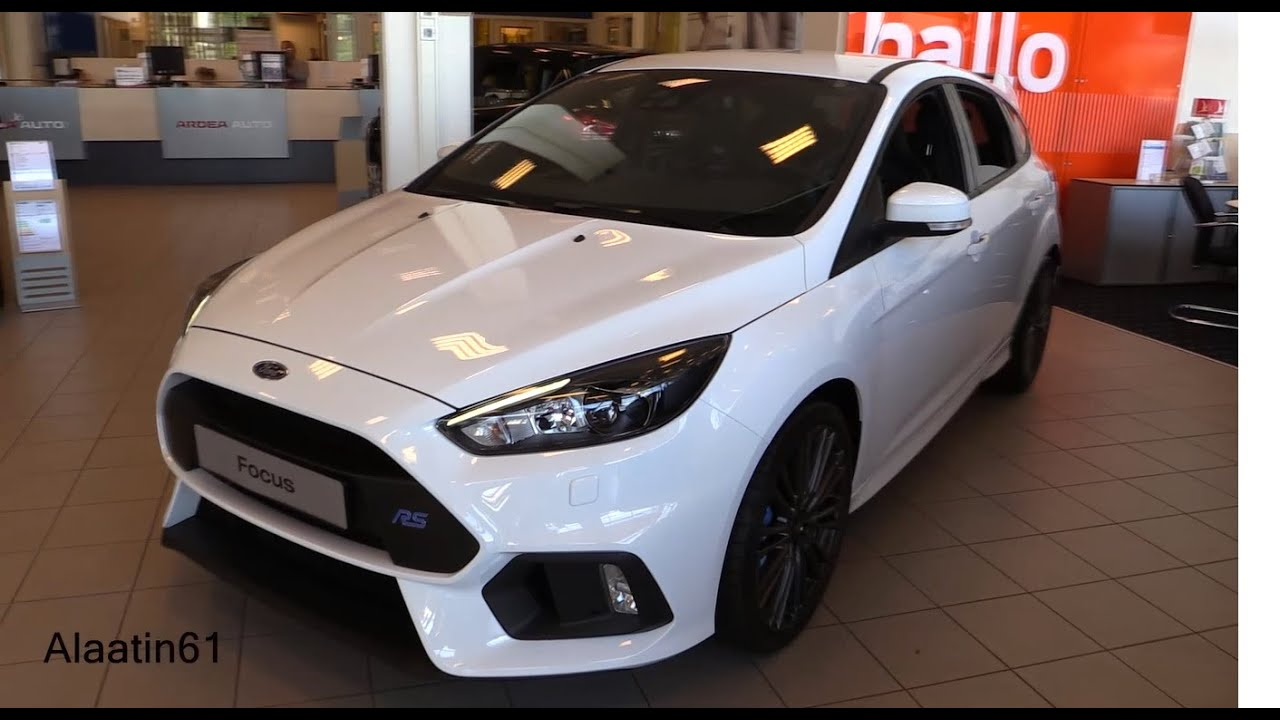 Ford Focus RS 2017 In Depth Review Interior Exterior