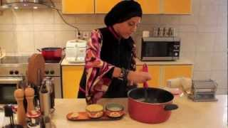 Saudi Birds Tongue Soup - شوربه لسان العصفور السعودي Saudi Food With Eman