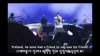 Eminem Live In Montreal  Airplanes part2 한글자막.avi