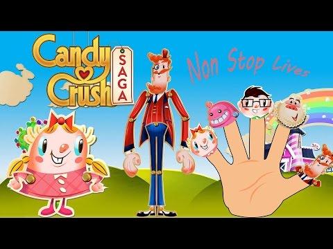التغلب علي الوقت و الحصول علي lives في لعبة Candy Crush Saga أي ما لا نهاية من المحاولات
